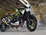 Test Kawasaki Z900 2020