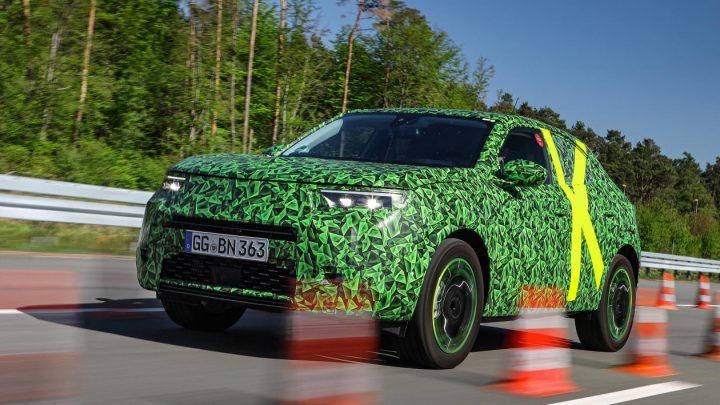 Pozri si detaily vozidla Opel Mokka druhej generácie.