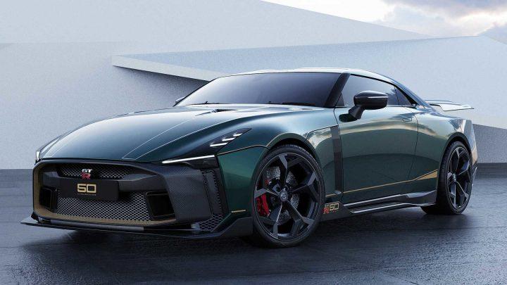 Nissan začal vyrábať GT-R50 za 1 milón dolárov.