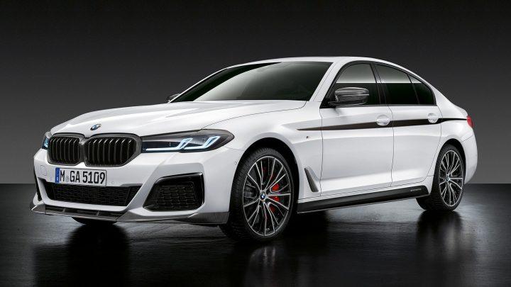 Facelift BMW radu 5 prináša viac elektriky pod kapotou.