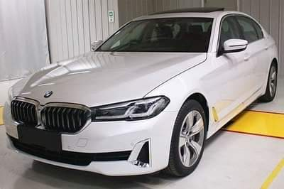 Čínske ministerstvo ukázalo BMW radu 5 po facelifte.