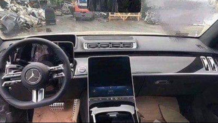 Nový Mercedes-Benz triedy S kompletne odhalil únik fotiek.