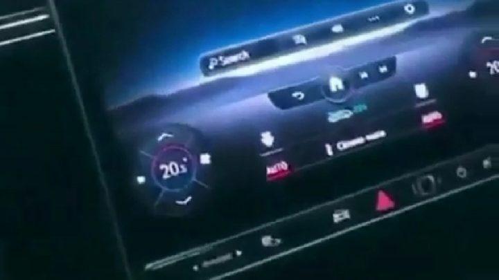 Video: Nový Mercedes-Benz triedy S má veľký displej s novým infotainmentom.