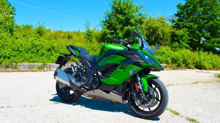Test: Kawasaki Ninja 1000 SX 2020.