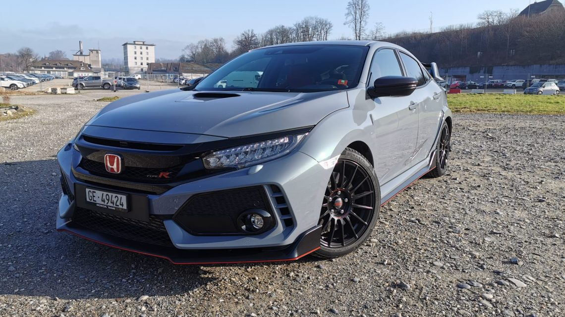Test: Honda Civic Type-R. Je Japonec najlepší hothatch?