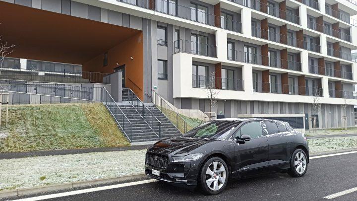 Test Jaguar I-Pace | 4 000 km | Je elektromobil vhodný na dlhé vzdialenosti?