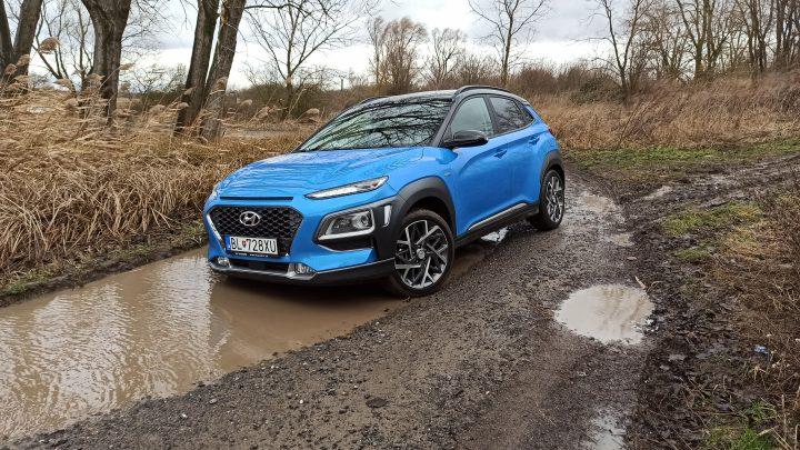 Hyundai Kona Hybrid DCT Style | Test |