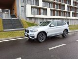 Test BMW X3 30d