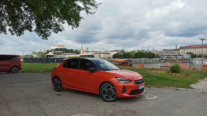 Opel Corsa 1,2 GS Line | Test |