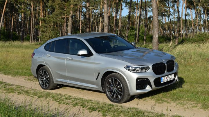 Test: BMW X4 30d xDrive M Sport