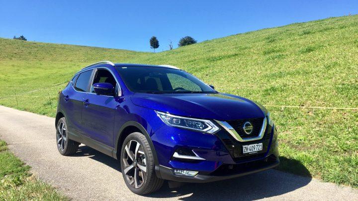 Slovenský test: Nissan Qashqai 1,3 DIG-T 160