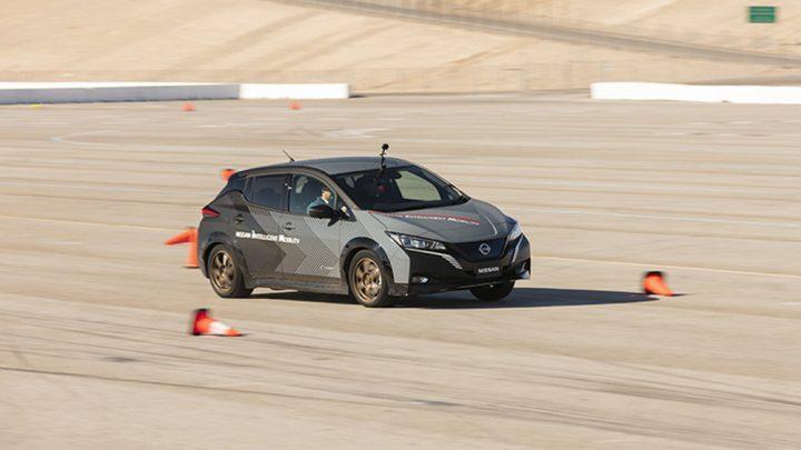 Nissan ukázal elektrický systém pohonu všetkých kolies e4ORCE.