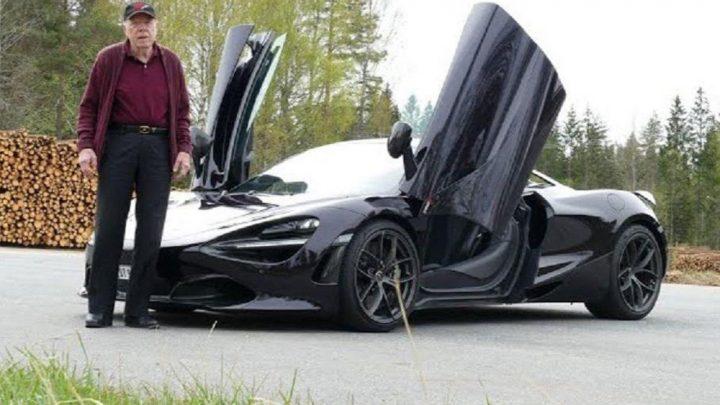 78-ročný pán si kúpil McLaren 720 S na každý deň.