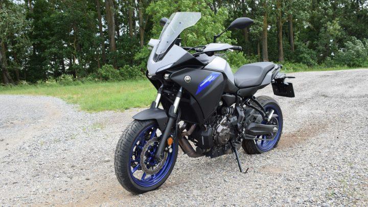 Test Yamaha Tracer 700 2020