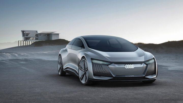 Audi vyvíja elektrickú limuzínu A9 E-Tron.