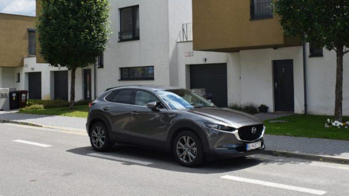 Test Mazda CX-30 Skyactiv-X. Ako sa jazdí s týmto technologicky zaujímavým motorom?
