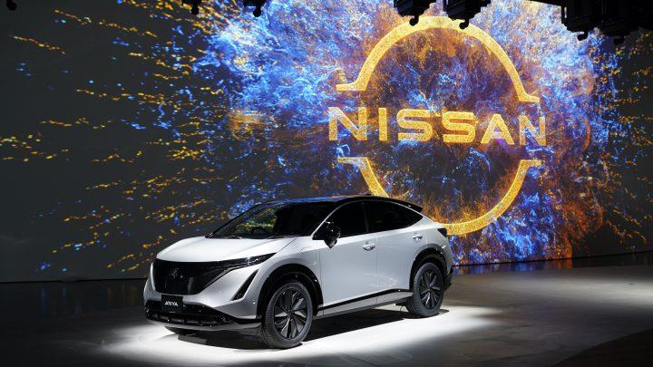 Poďme sa detailne pozrieť na elektrický Nissan Ariya.