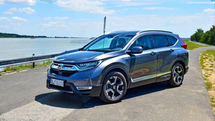 Test Honda CR-V Hybrid. Ako sa jazdí s hybridom od Hondy?