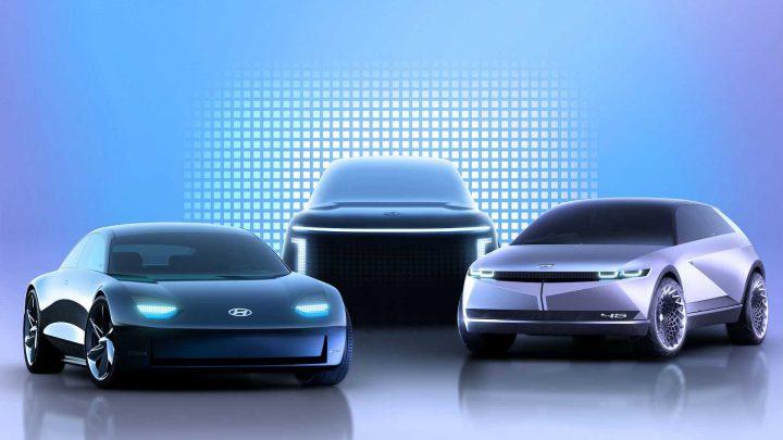 Všetky elektrické vozidlá Hyundai sa budú nazývať Ioniq.