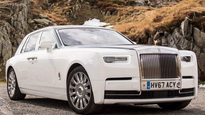 Rolls-Royce predstaví elektrický Phantom.