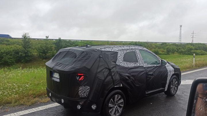 Videli sme nový Hyundai Tucson?