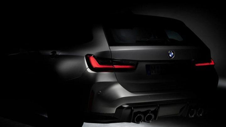 BMW M3 Touring sa stane skutočnosťou. BMW to potvrdilo.