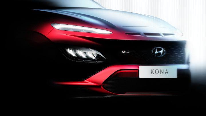 Nový Hyundai Kona bude dostupný aj vo verzii N-Line. Môžeme očakávať aj N?