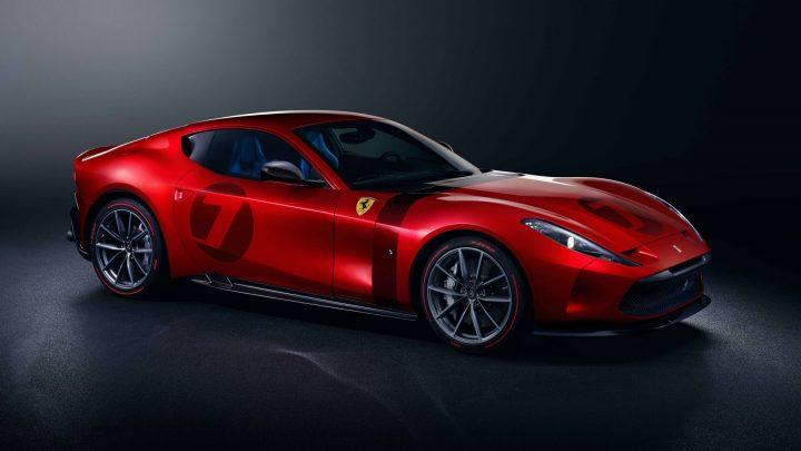Ferrari Omologata je exkluzívne auto vďaka jednému kusu.