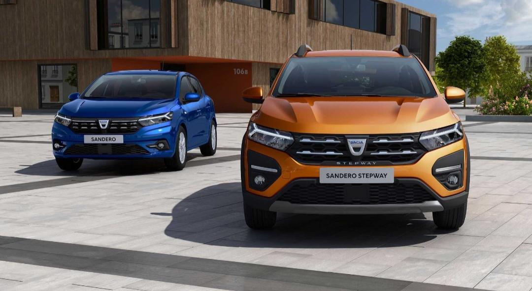 Dacia odhalila nový Logan a Sandero.