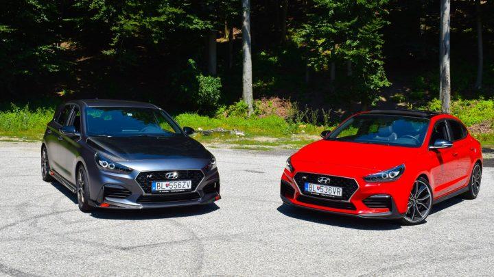 Hyundai i30 N Project C | Test | Ako jazdí Project C v porovnaní s Fastback N?