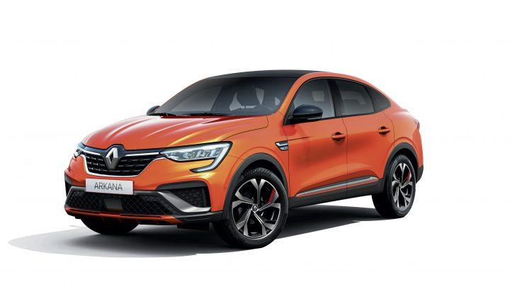 Renault Arkana má slovenský cenník. Koľko stojí toto vozidlo?
