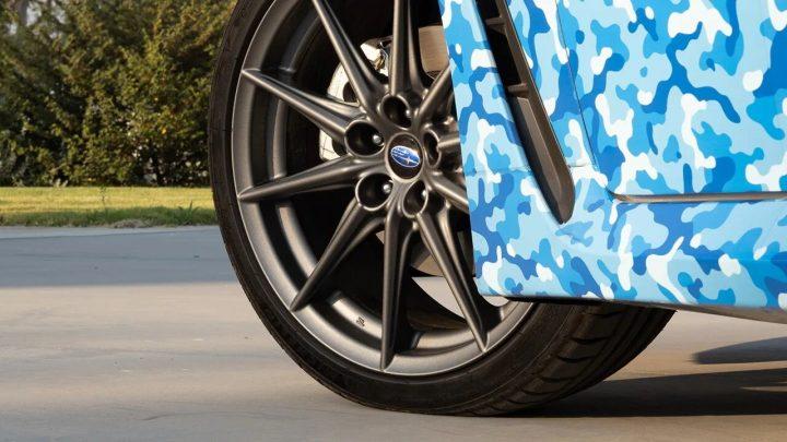 Subaru oficiálne ukázalo prvú fotografiu modelu BRZ.