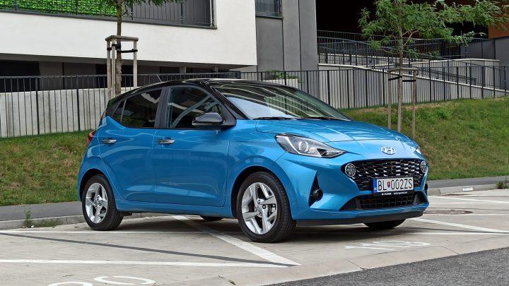 Test Hyundai i10 1,2 Style | Malé, mestské, použiteľné aj na ryby