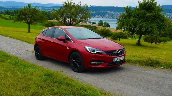 Viac ako 3 000 km test Opel Astra 1,4 Turbo.