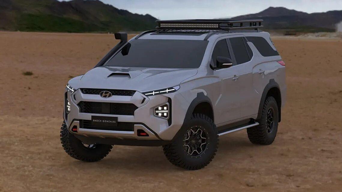 Postaví Hyundai poriadne SUV ako je Toyota Land Cruiser?