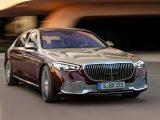 Vrchol luxusu po nemecky alebo toto je nový Mercedes-Maybach triedy S.