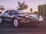 test Pontiac Firebird