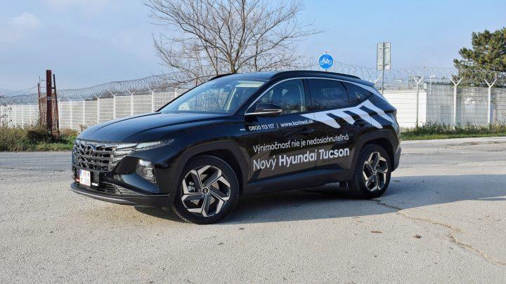 Ako jazdí nový Hyundai Tucson?