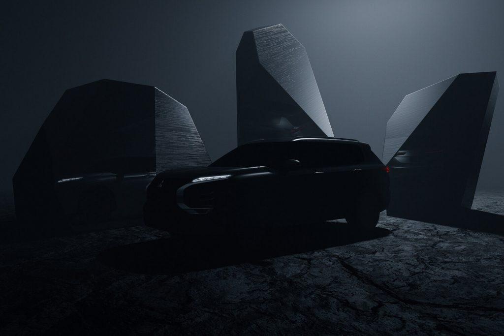 Mitsubishi Outlander 2021