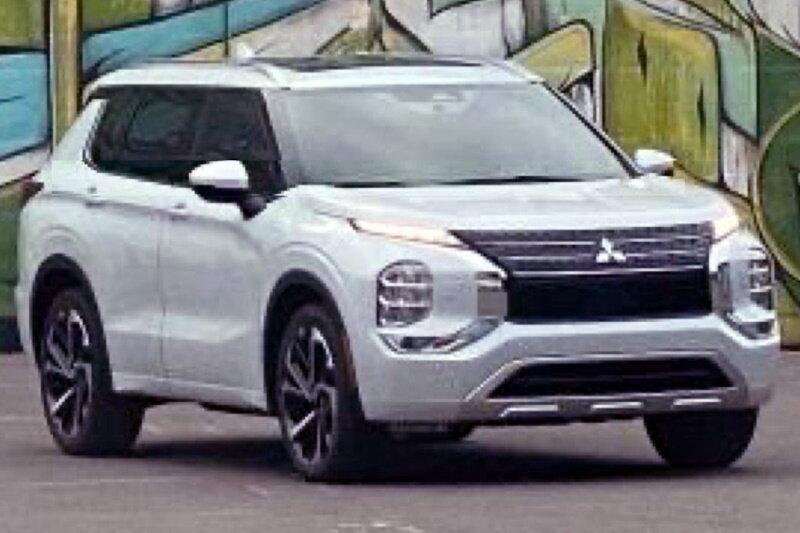Nové Mitsubishi Outlander bude predstavené o pár mesiacov.