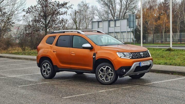 Dacia Duster TCe 100 LPG | Test | Oplatí sa Duster s LPG?