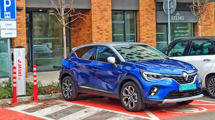 Renault Captur E-TECH plug-in hybrid | Test |
