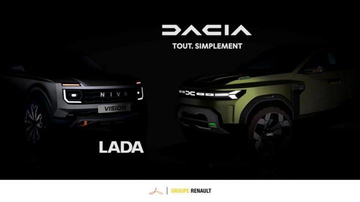 Vozidlá Lada budú v budúcnosti postavené iba na platforme Renault. Stane sa Lada bežným vozidlom aliancie?