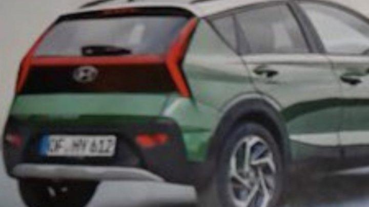 Nový Hyundai Bayon je odhalený únikom. Čo ponúkne?