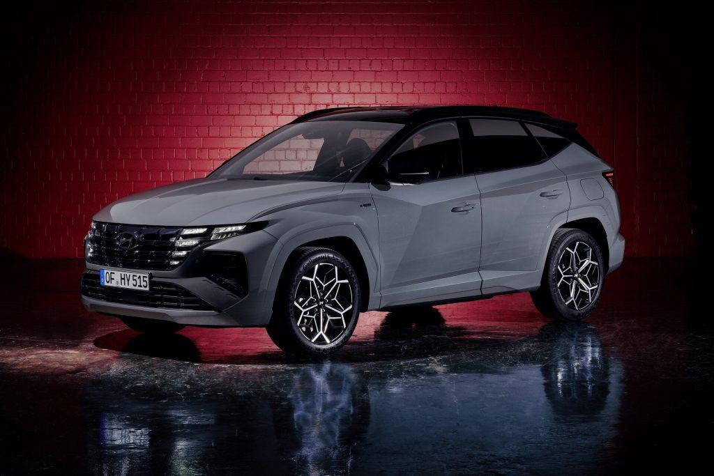Hyundai Tucson N 2021