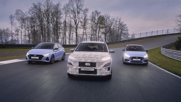 Hyundai oficiálne zverejnil pár informácií o Kona N. Čo ponúkne Hot-SUV?