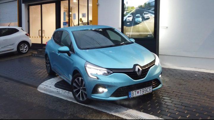 Renault Clio E-TECH Hybrid | Akú spotrebu má hybridné Clio?