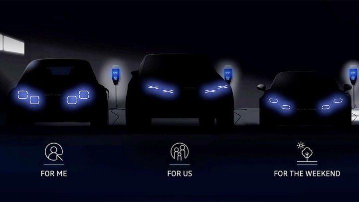 Značka Alpine sa posúva vpred. Bude na čele skupiny Renault s exkluzívnymi vozidlami.