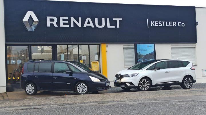 Renault Espace dCi 200 Initiale Paris | Test |