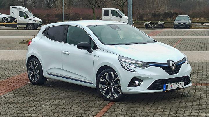Renault Clio E-Tech Hybrid | Test | Ušetrí hybrid peniaze na spotrebe?